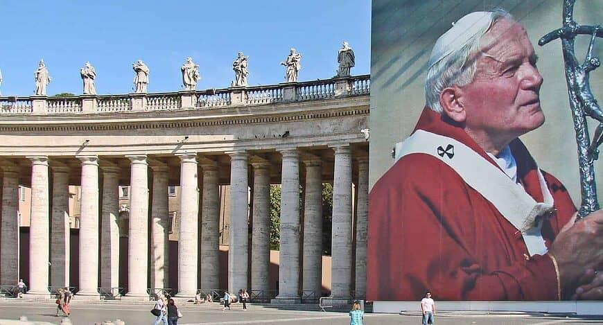 Kanonizacja Jana Pawła II i Jana XXIII