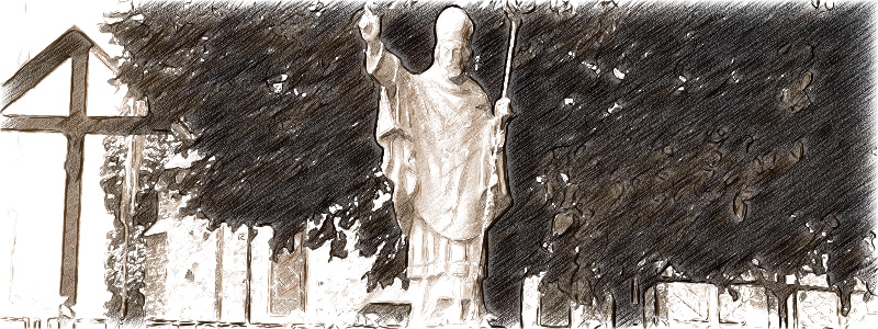 Szkic pomnik