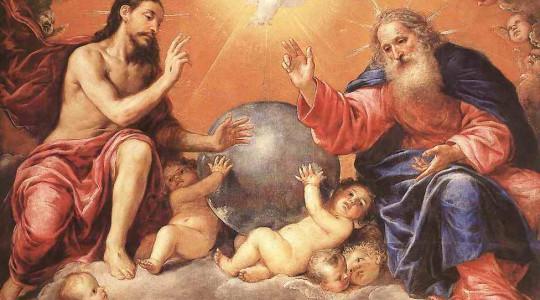 Uroczystość Najświętszej Trójcy (15 czerwca 2014)