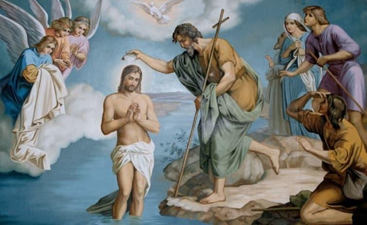 Święto Chrztu Pańskiego