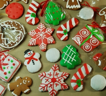 Ozdabianie pierników i przygotowanie ozdób na kiermasz świąteczny – 30 XI g. 16.00