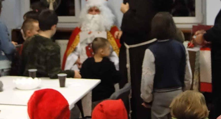 Galeria ze spotkania ze św. Mikołajem
