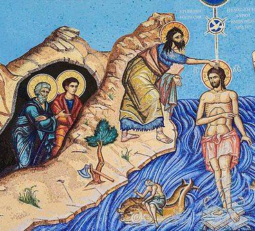 Niedziela Chrztu Pańskiego – 12 I